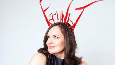 Deborah Frances-White presents The Guilty Feminist Live which is touring to Ipswich Regent and Colch