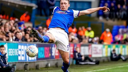 Matthew Pennington has been ruled out for the season after rupturing his ankle ligaments in training