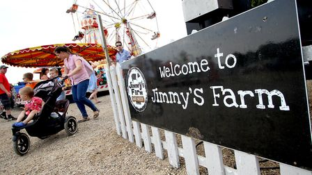 Jimmy's Farm hosts a range of events throughout the year at Wherstead. Picture: JAMES AGER