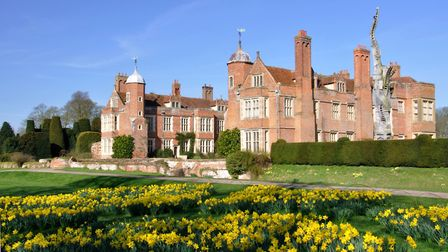 Kentwell Hall hosts a number of events during half-term and the summer holidays. Photo: Kentwell Hal