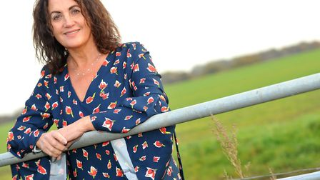 Gina Long MBE, whose daughter survived cancer, hit out at the postcode lottery in Suffolk Picture: L