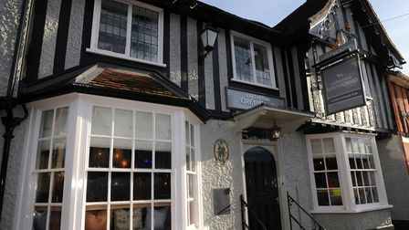New owners have reopned The Lavenham Greyhound pub, near Sudbury, less than a week after it closed d