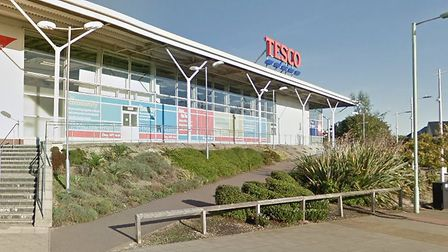 Tesco in Haverhill Picture: GOOGLE MAPS