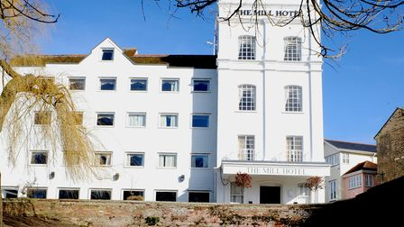 The school reunion will take place at the Mill Hotel in Sudbury Picture: ANDY ABBOTT