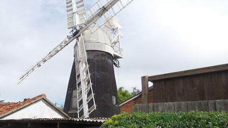 Bardwell Mill will open its doors Picture: ANDREW MUTIMER