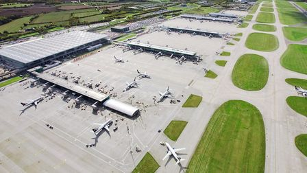 Increased demand for flights to the UAE helped make March a record breaker for Stansted Airport in