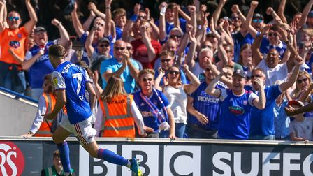 The Blues have 10,200 season ticket holders at present. Photo: Steve Waller