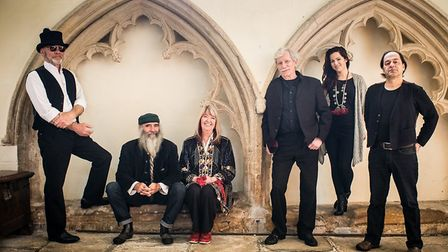 Steeleye Span who are coming to Ipswich Regent as part of their 50th anniversary celebrations