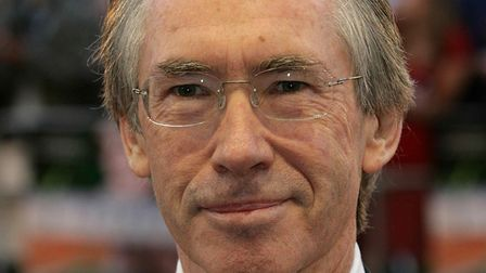 Ian McEwan will appear at the Lavenham Literary Festival 2019 Picture: PA/ANTHONY DEVLIN