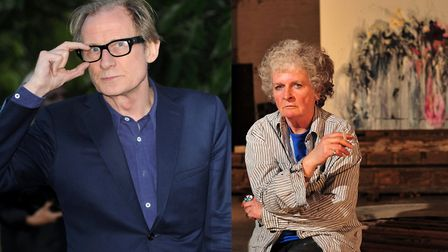 Actor BIll Nighy and sculptor Maggi Hambling are among those to sign the letter in oppostion to Size