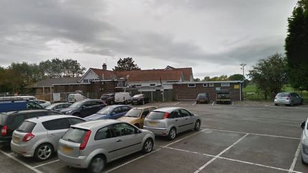 A man was robbed by a group armed with a knife near Clacton Golf Course Picture: GOOGLEMAPS