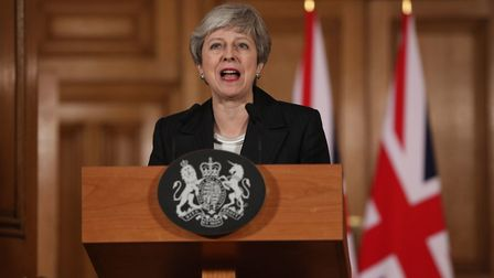 Theresa May berates MPs for not supporting her deal - but offers no way for the public to influence