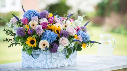 You can order bouquets online for Mother's Day - but make sure you get the flowers you ordered or yo
