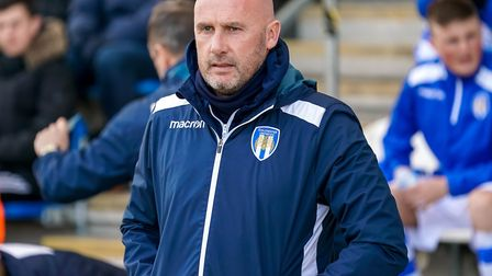 U's boss John McGreal, looking forward to the U's 'hardest game of the season.' Picture: STEVE WALLE