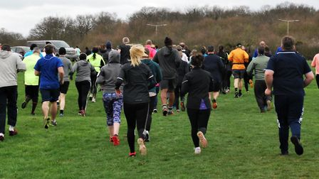 A field of 123 runners and walkers set off on the weekly 5K at the Thurrock parkrun, held at Chadwel