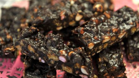 Vegan rocky roads Picture: SARAH LUCY BROWN