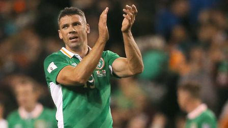 Jon Walters played 54 times for the Republic of Ireland. Photo: PA