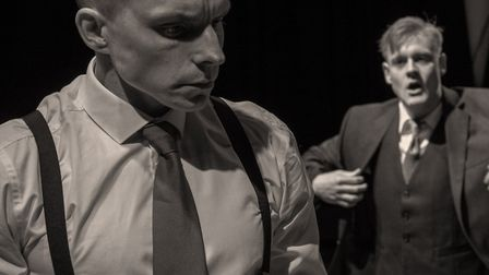 Noel Coward's Private Lives gets a funny and fast-paced makeover by Red Rose Chain at The Avenue The