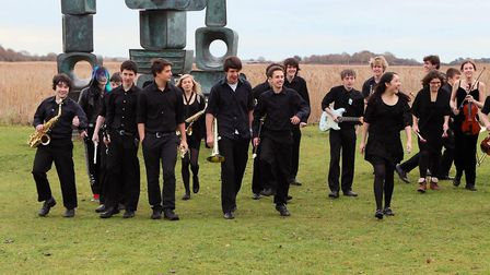 Aldeburgh Young Musicians at Snape Maltings