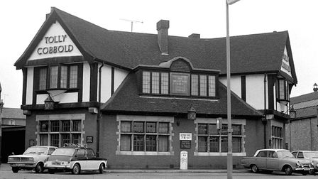 The Mulberry Tree, a former Tolly Cobbold pub is one of many in the area to have closed down. Pictur