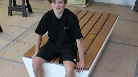 Talented Furniture and Product Design Undergraduate, Ben Whittaker, 20, has designed six new innovat