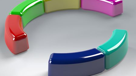 Arc seating, part of the GeoMet range from Sui Generis of The Hythe, Colchester and designed by Ben
