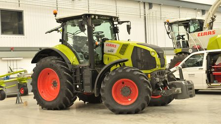 New HQ of CLAAS UK Picture: SARAH LUCY BROWN