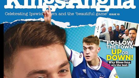 The new Kings of Anglia episode 10 features an exclusive interview with Town's young star Jack Lanke