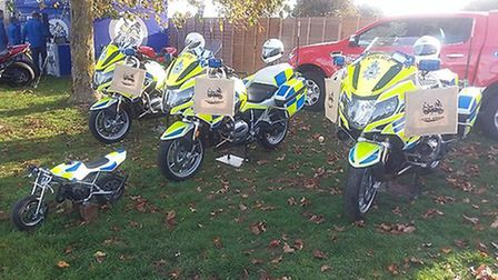 Police in Suffolk want to bring the number of motorcycle deaths in the county down to zero. Courses