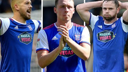Who should win the Ipswich Town player of the year award?