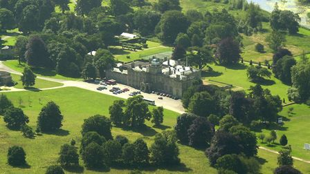 A view of Culford School in 2003 Picture: ANDY ABBOTT