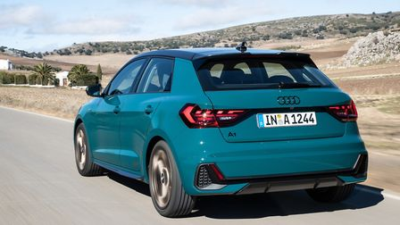 Audi A1: everything you'd want a small Audi to be PICTURE: PA