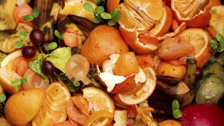 The differences of recycling food waste across Suffolk Picture: CONTRIBUTED