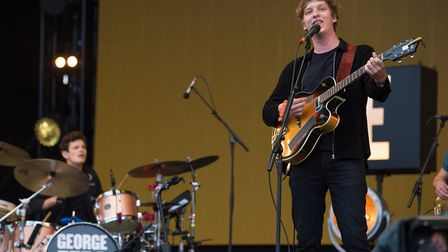 George Ezra is one of those heading to Suffolk Picture: PAUL BAYFIELD