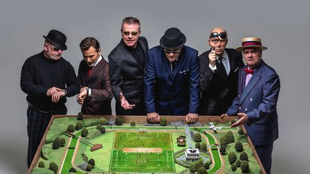 Madness will be returning at Newmarket Racecourse Picture: CONTRIBUTED