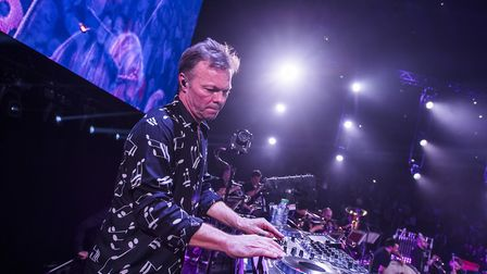 Pete Tong will bring his Ibiza Classics to Suffolk Picture: CARSTEN WINDHORST/FRPAP