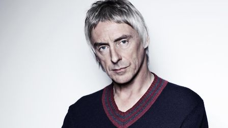 Paul Weller is coming to Thetford Picture: PA PHOTO/HANDOUT.
