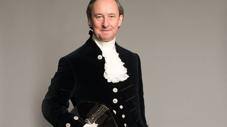 High Sheriff of Suffolk, Mr George Vestey DL, will sit on the panel deciding who will receive the Su