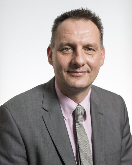 Jonathan Warren will take up the role of chief executive of the Norfolk and Suffolk Foundation Trust