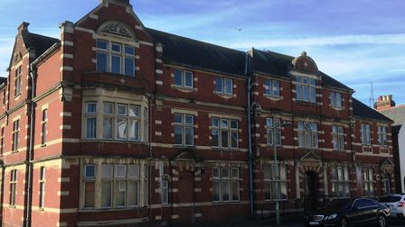 The former police station and magistrates court in Newmarket is for sale, with planning permission f