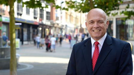 Terry Baxter, chief executive of Inspire Suffolk, welcomed a report on the socio-economic benefits o
