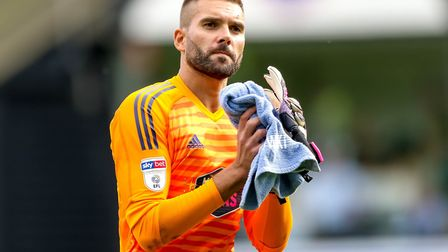 Bartosz Bialkowski says he is happy at Ipswich Town and will respect the contract he signed until 20