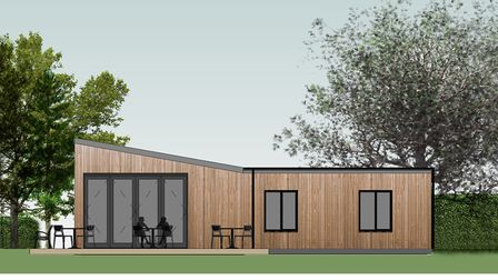 What the new Cancer Wellbeing Centre in Colchester will look like Picture: ESNEFT