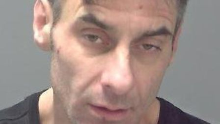 James Mann, of Cemetery Road in Ipswich has been jailed for three years for a string of thefts in Su