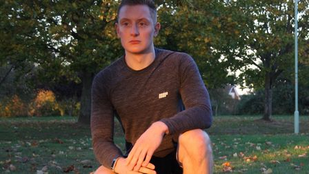 Thurston-based personal trainer William Silkstone has launched a running club in the village Picture