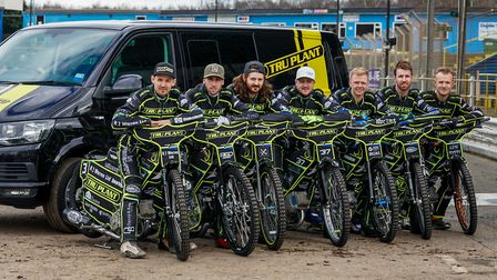 The 2019 Ipswich Witches. PICTURE STEVE WALLER www.stephenwaller.com