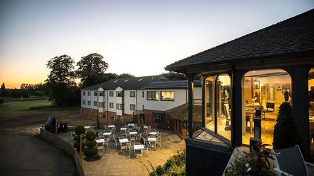 All Saints Hotel is on the outskirts of Bury St Edmunds Picture: ALL SAINTS HOTEL