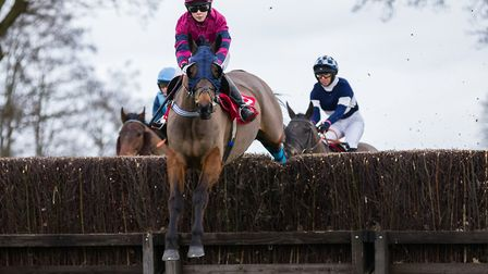 Izzie Marshall's great season continued at Horseheath. Picture: GRAHAM BISHOP PHOTOGRAPHY