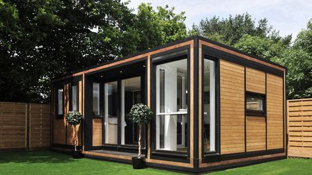 A Smart Garden Offices building Picture: LUCY TAYLOR PHOTOGRAPHY