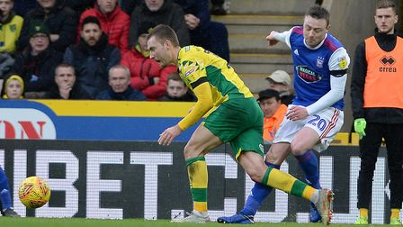 Freddie Sears suffered cruciate knee ligament damage during this first half collision of February's
